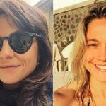 Fernanda Gentil fala do namoro com jornalista