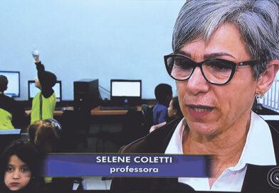 Professora Selene está entre as melhores do País
