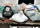 Guarda apreende 3 quilos de cocaína