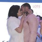 O beijo de Lucas Lucco