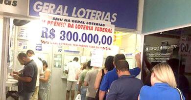 Mega-Sena sorteia hoje R$ 3 milhões