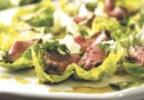 Salada de rosbife ao molho