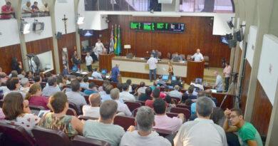 Câmara explica reajuste dos subsídios dos vereadores
