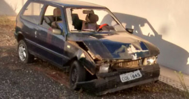 Acidente deixa dois feridos na Estrada de Itatiba