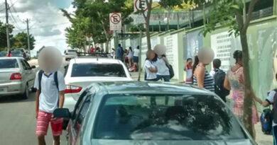 Leitor reclama de carros no lugar das vans