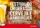 Novo Festival de Food Trucks ocorre dias 24, 25 e 26