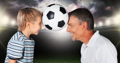 Pais devem passar mais tempo com os filhos