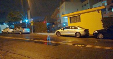 Leitora pede sinalização na rua Atibaia