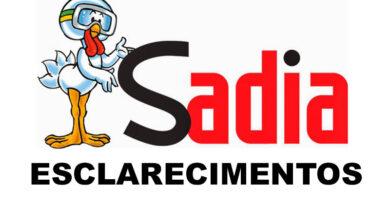 Grupo da Sadia faz esclarecimentos à população