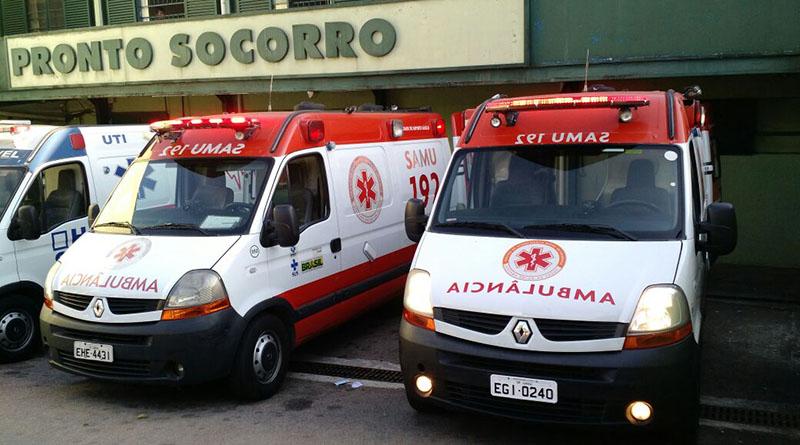 Hospital São Vicente atinge capacidade máxima