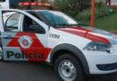 Polícia Militar prende ladrão de residência na Ponte São João