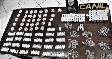 Guarda Municipal apreende mais drogas na Vila Esperança