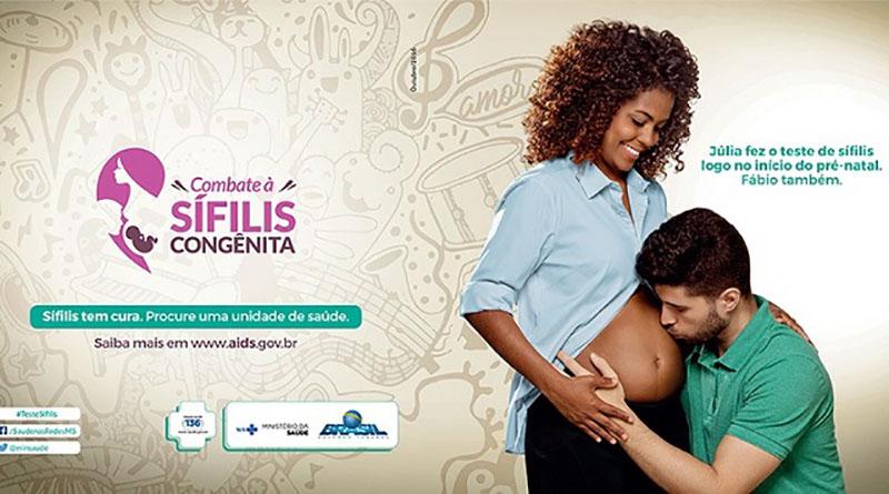 Começa Semana de Prevenção à Sífilis
