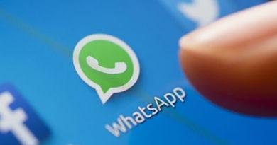 WhatsApp interrompe transmissão de fotos e áudios