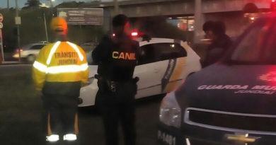 Forças de Segurança combatem pancadões