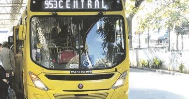 CEREST cancela interdição da frota de ônibus