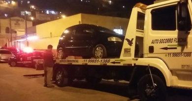 PM apreende 650 veículos na Operação Pancadão