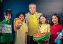 Maurício de Souza apresenta a Turma da Mônica em 'carne e osso'