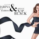 Marina surpreende em ensaio com o Personal Vip Black