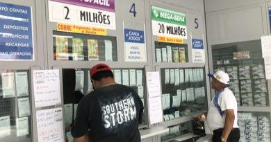 Mega-Sena sorteia nesta terça (15) a quantia de R$ 25 milhões