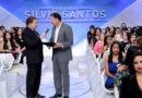 Aprillanti presta homenagem a Silvio Santos