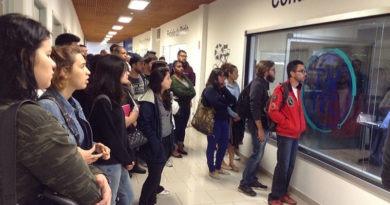 TV TEC recebe alunos de nova turma