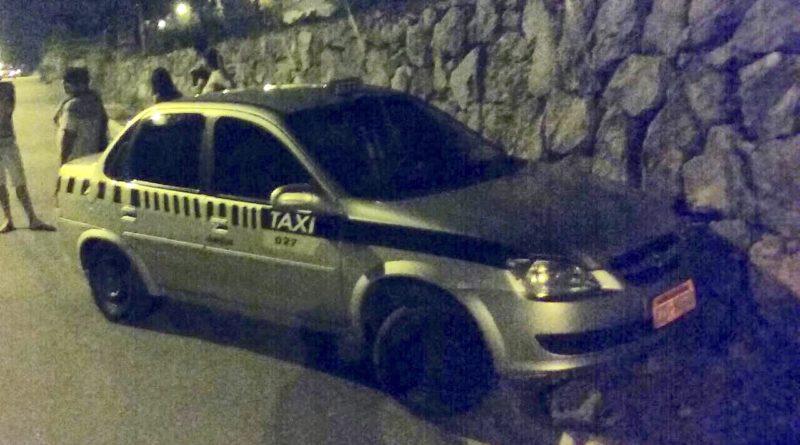 Bandidos agridem taxista em Jundiaí