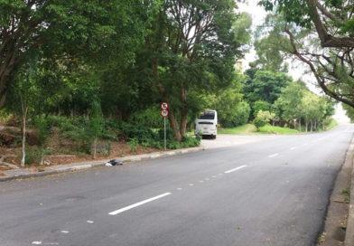Leitor pede construção de calçada em avenida