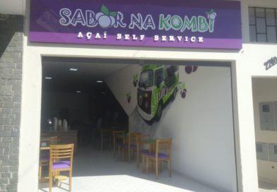 Sabor na Kombi inova e oferece aos amantes de Açai uma loja no modelo Self Service