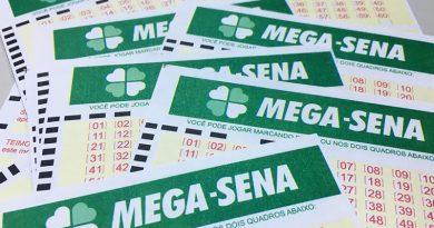 Mega-Sena sorteia hoje R$ 100 milhões