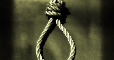 Fim de semana registra três suicídios