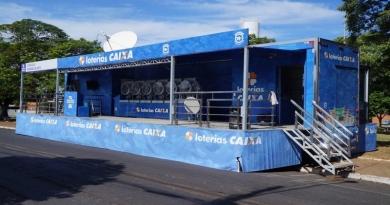 Caminhão da Sorte da Caixa Econômica estará em Campo Limpo