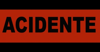 Van causa acidente com morte no Jardim Tamoio