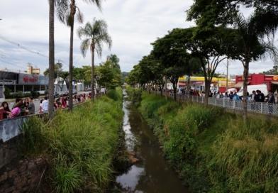 Itatiba se prepara para abraçar o Ribeirão Jacaré