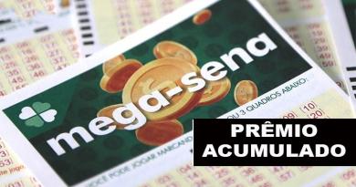 Mega-Sena acumula em R$ 90 milhões
