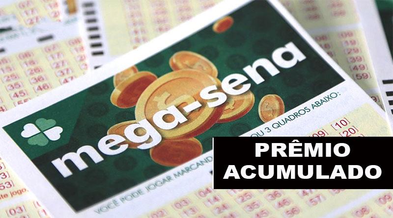 Mega-Sena acumula em R$ 125 milhões