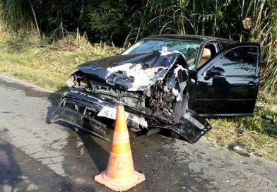Acidente deixa dois feridos em Jarinu