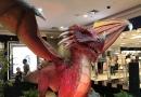 JundiaíShopping recebe exposição internacional Dragões