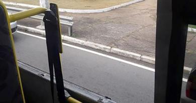 """Vândalos continuam danificando """"janela de emergência"""""""