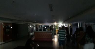 CPFL deixa mais um shopping no escuro