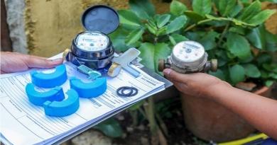 Louveira divulga comunicado sobre a troca dos hidrômetros