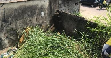 3º DP identifica homem encontrado morto em terreno