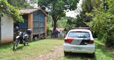GM e PM encontram desmanche de carros furtados em Itatiba