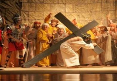 """Prefeitura de Vinhedo promove a encenação de """"A Paixão de Cristo"""" de 26 a 29"""