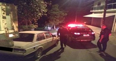 Guarda Municipal faz operação preventiva no Botujuru, em Campo Limpo