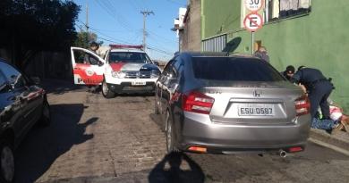 PM recupera carro roubado