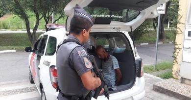 Em Cabreúva, foragido que tentou atirar cinco vezes contra PM é preso