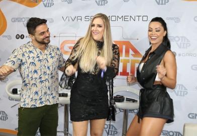 Fernanda D'Avila apresenta o Garota Vip