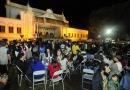 Hoje tem música e comida na praça do Centro, em Jundiaí