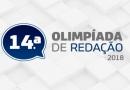 Biblioteca abre período de inscrição para Olimpíada de Redação, no sábado (26)